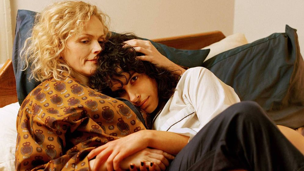 Foto: Imagen de la serie 'The Bisexual'. (Filmin)