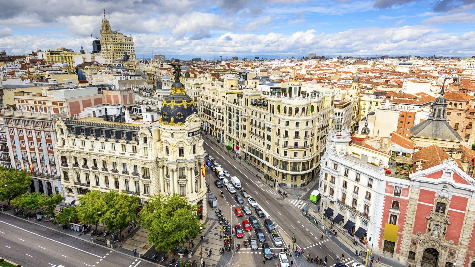 Los barrios ricos de espa a en madrid los pobres en for Cursos de interiorismo madrid