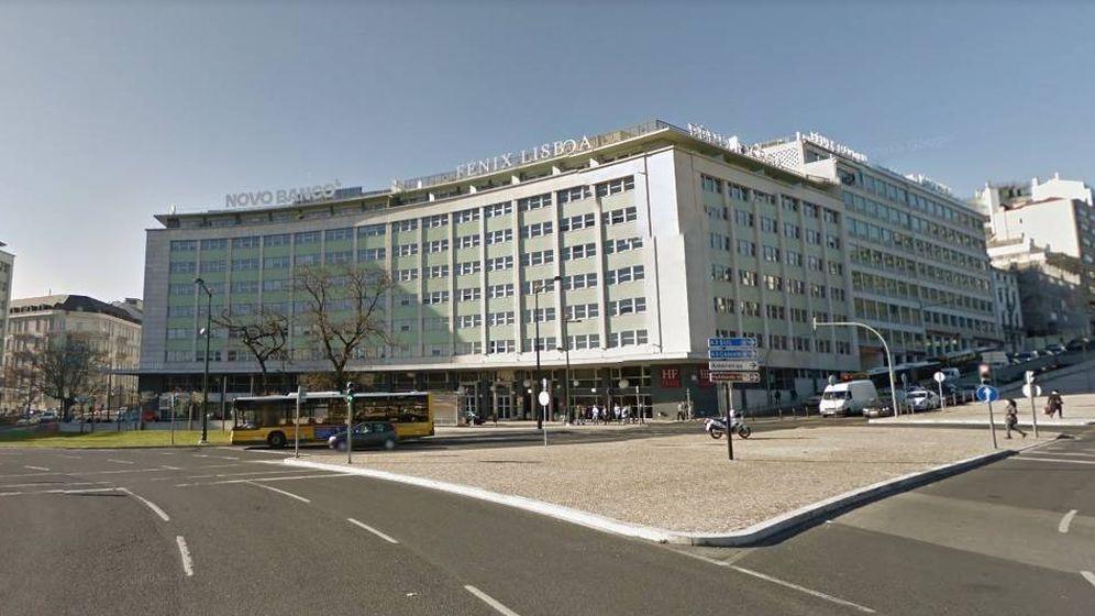 Foto: Edificio adquirido en Lisboa por Merlin Properties.