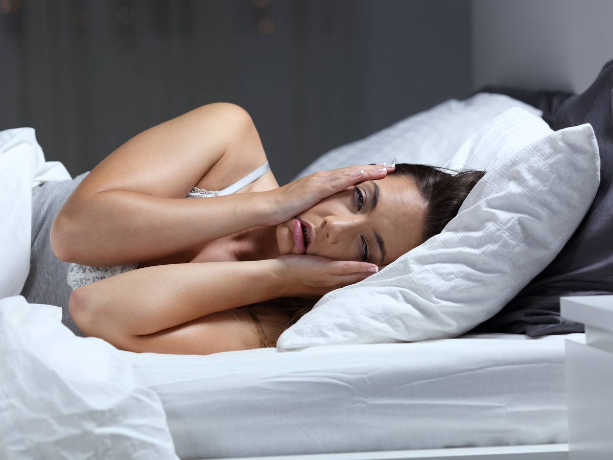 Las personas que duermen mal tienen a comer mas calorias