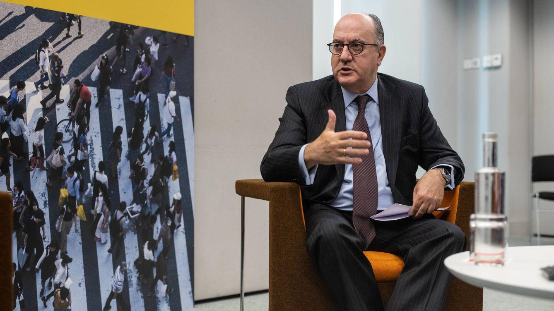 Roldán (AEB) critica que la CNMC haga pública la investigación a la banca por los ICO