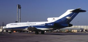 Post de Un avión Boeing de pasajeros de la aerolínea Ariana se estrella en Gazni (Afganistán)