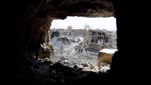 Las últimas horas del 'Califato': así es el cerco a los yihadistas en su capital