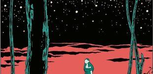 Post de 'The Black Holes': el cómic español del año no se lee, se siente