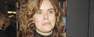 Soraya Sáenz de Santamaría recibe el alta tras ser operada de la nariz