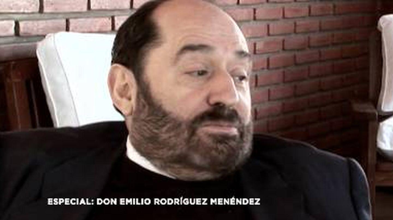 Rodríguez Menéndez. (Mediaset)