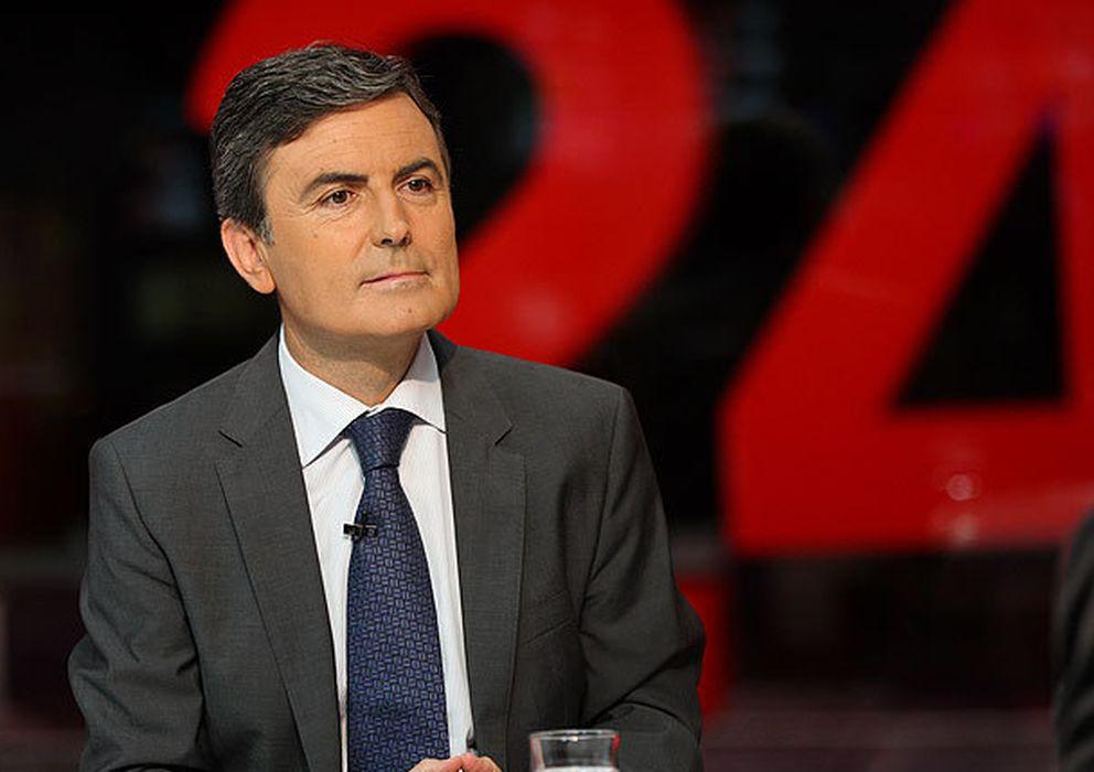 Foto: El diputado socialista Pedro Saura es el último político que ha protagonizado un sonado error de ortografía. (rtve)