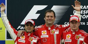Aldo Costa y Ross Brawn volverán a trabajar juntos en Mercedes GP