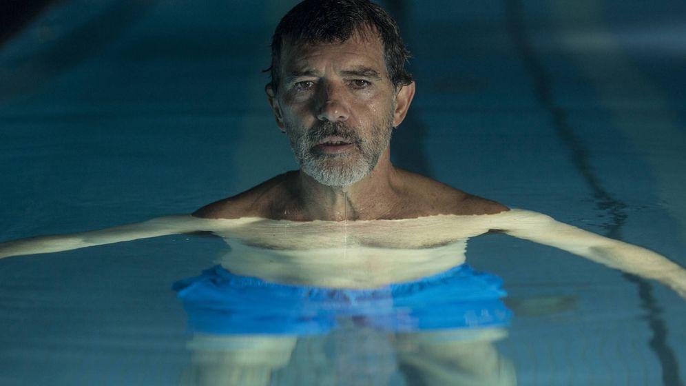 Foto: Antonio Banderas es Salvador Mallo en 'Dolor y Gloria'. (El Deseo)