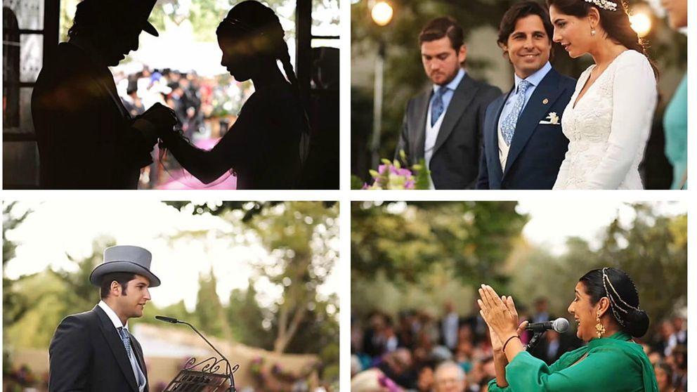 'Mi casa es la tuya' - El álbum de la boda de Fran Rivera y Lourdes Montes