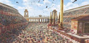 Post de Arde Constantinopla: Niká, la bronca deportiva que casi acaba con un emperador