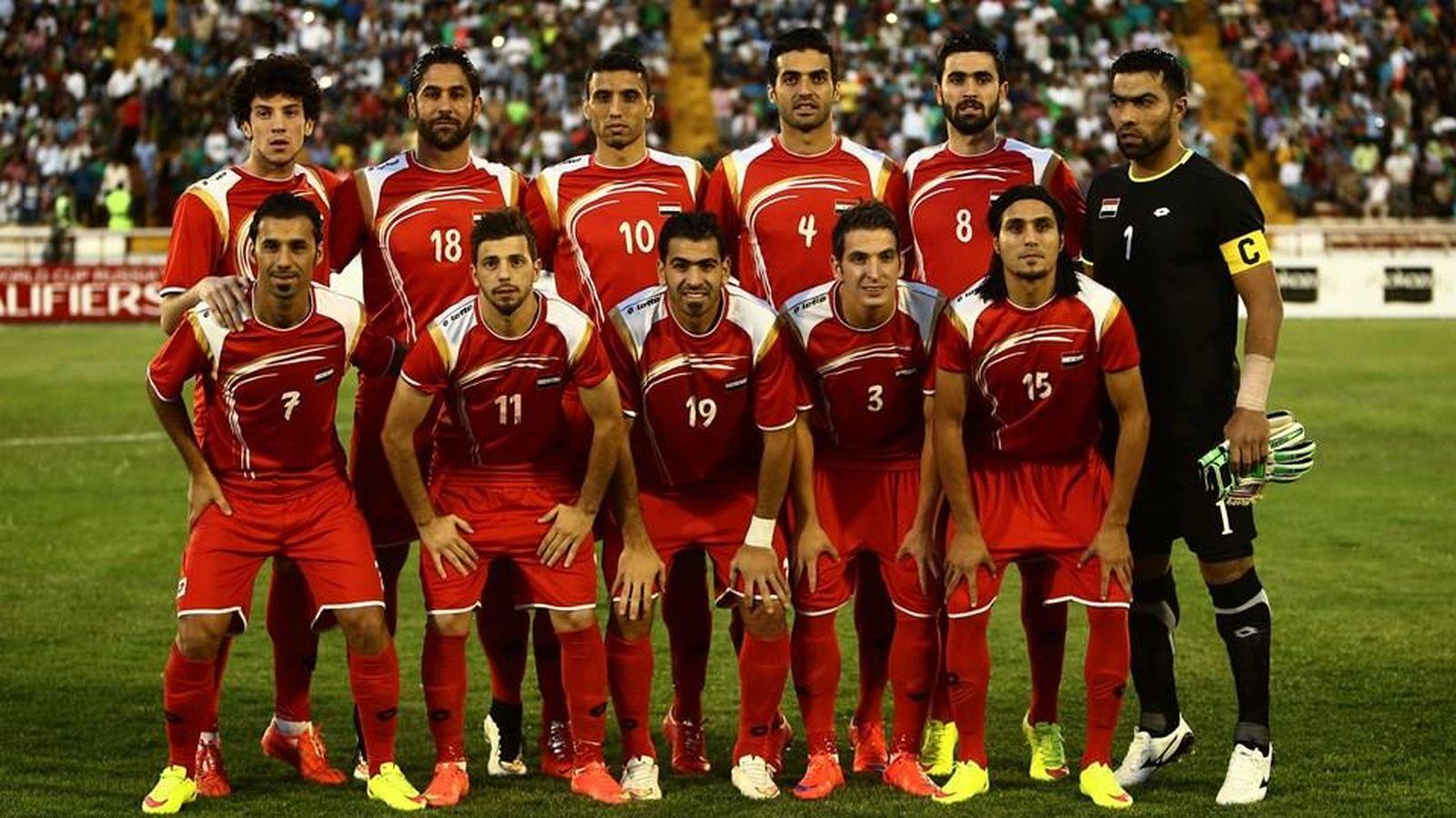 Foto: Imagen de un once titular de Siria (FOTO: es.fifa.com)