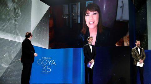 Crónica frívola de unos Goya nada frívolos, del perro de Mabel Lozano al audio de Barbra Streisand