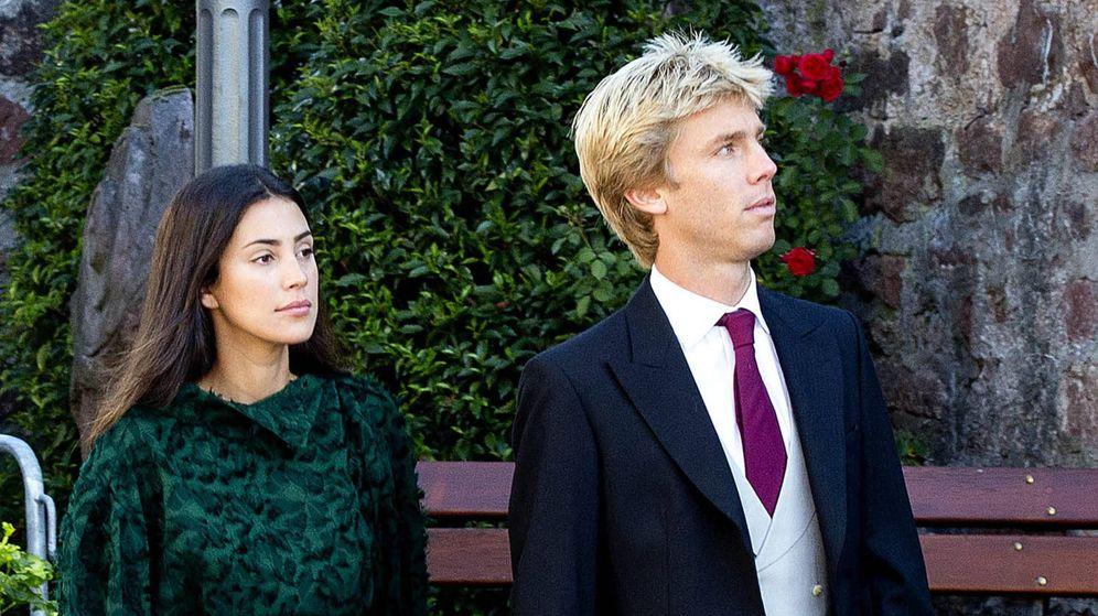 Foto: Christian y Alessandra de Osma en una imagen de archivo. (Cordon Press)