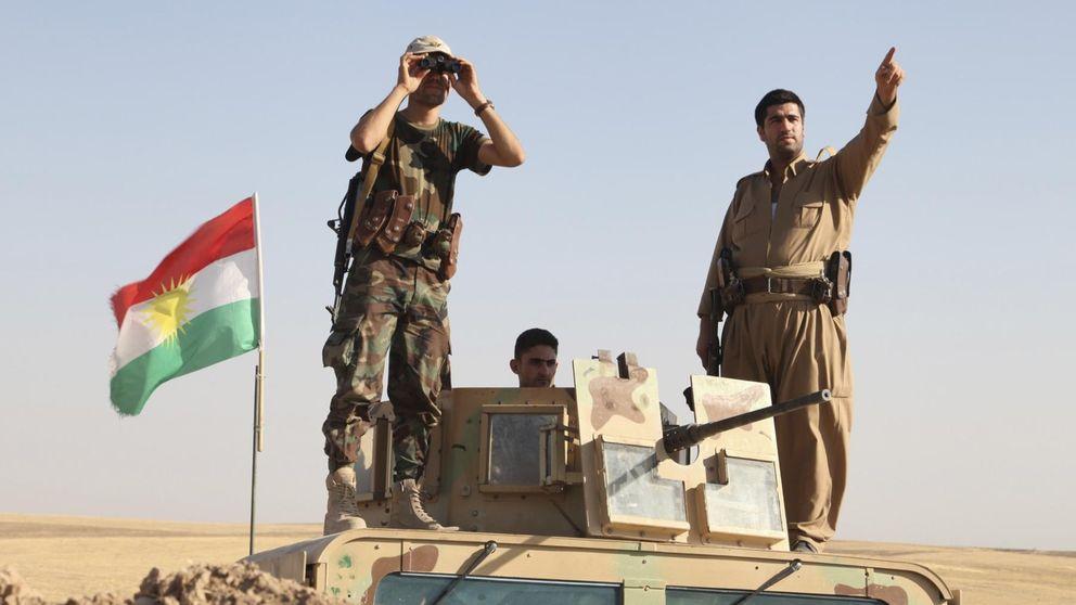 Así son las milicias (mal armadas) que contienen al Estado Islámico