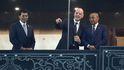 El informe sobre 'la familia' africana de la FIFA que pone a Infantino contra la pared