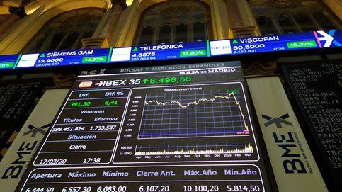 Las bolsas caen el 1% tras las caídas récord de sector servicios (PMI)