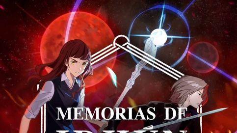 'Memorias de Idhún' se pasa a Netflix: la saga de Laura Gallego será una serie de anime