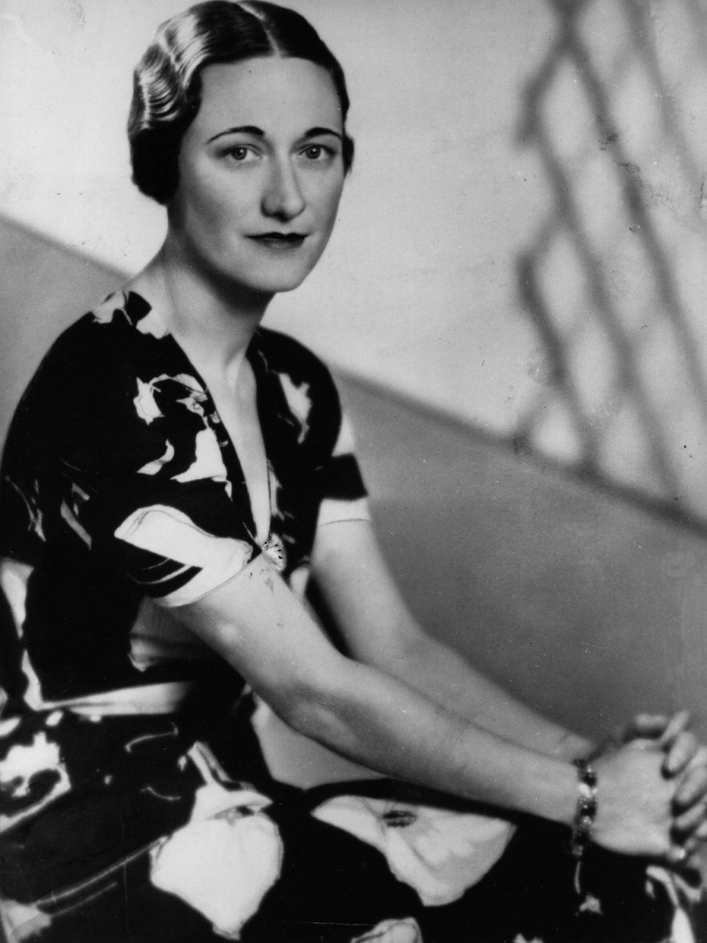 Wallis Simpson. (Getty)