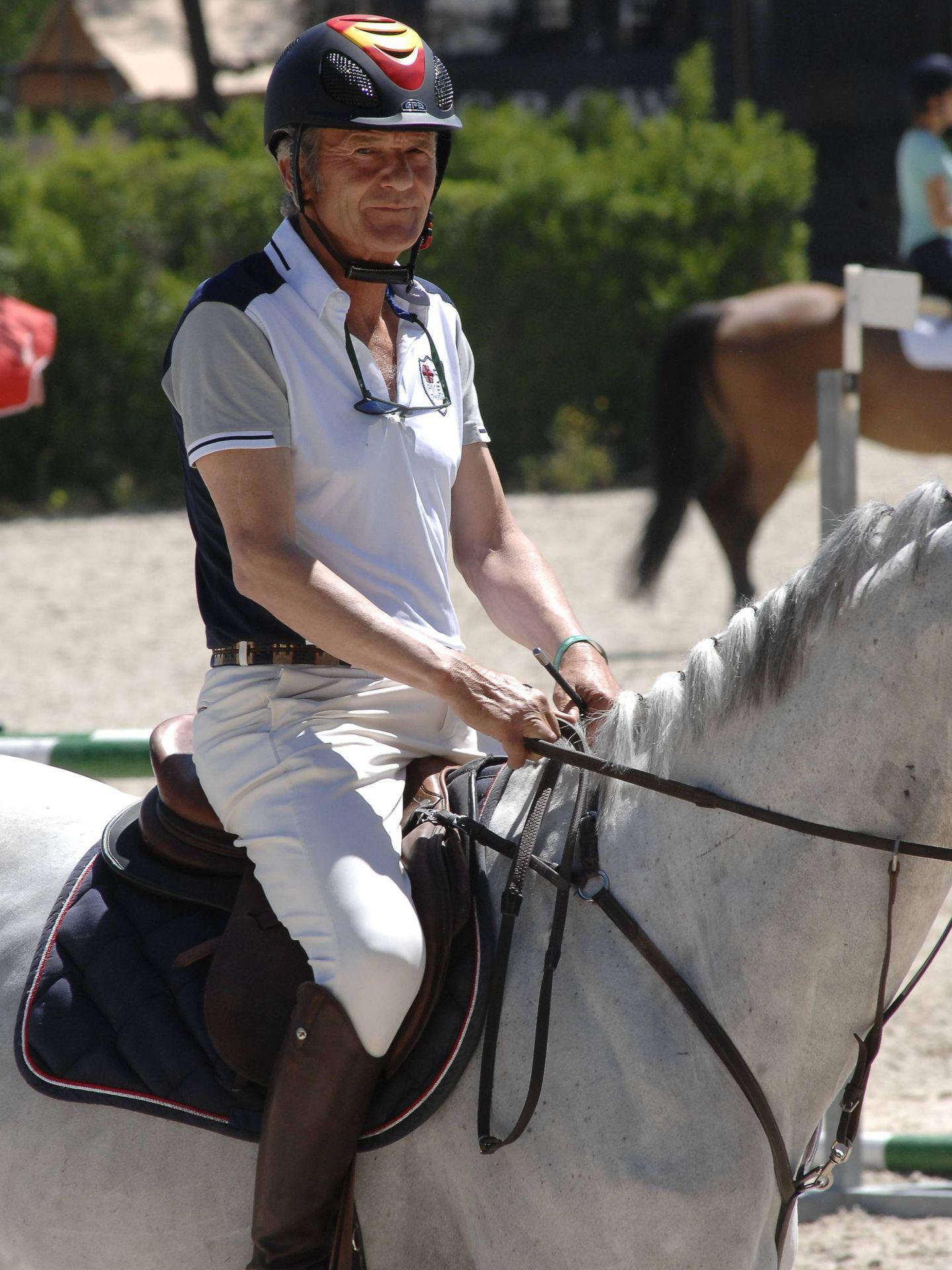Luis Astolfi, en una competición en 2016. (Cordon Press)