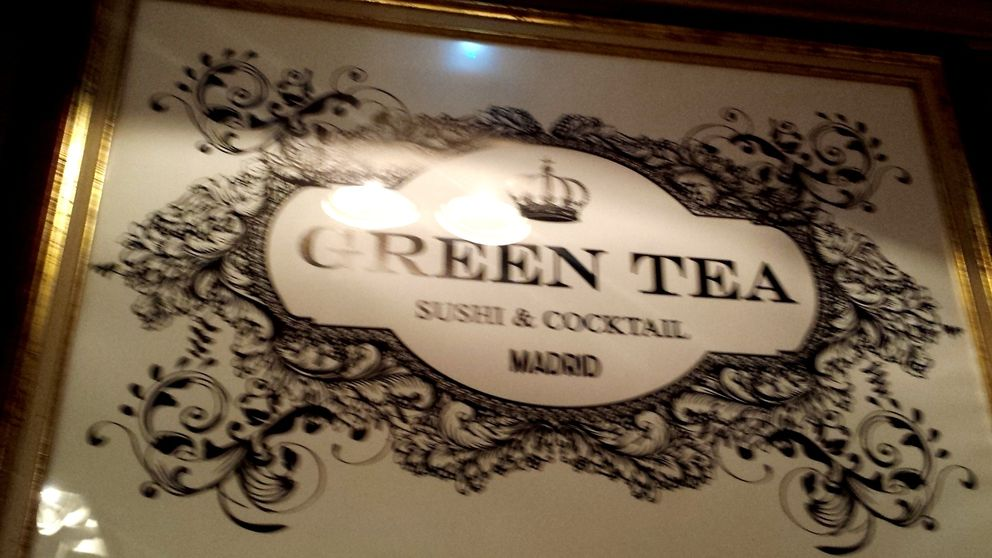 Green Tea Sushi & Cocktail Sushi Bar, un 'japo' con mucho encanto