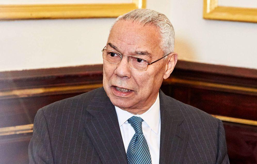 Foto: Colin Powell. (Maku López)