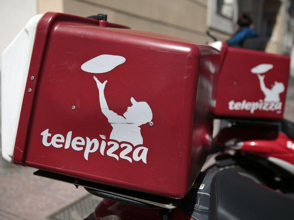 Foto: Moto de Telepizza, también en la patronal de Marcas de Restauración. (Reuters)