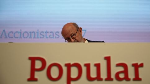 Saracho reconoce la urgencia: O vendes el banco (Popular) en junio o ampliación