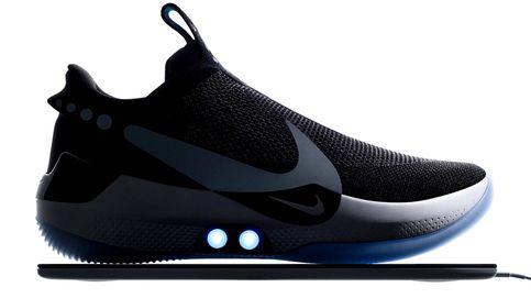 Nike crea una zapatilla capaz de ajustarse sola