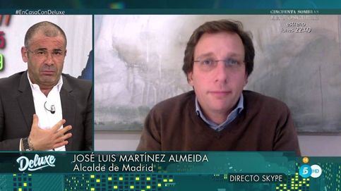 'Sábado Deluxe'   Jorge Javier se quita el sombrero con la gestión de Almeida: Una agradable sorpresa