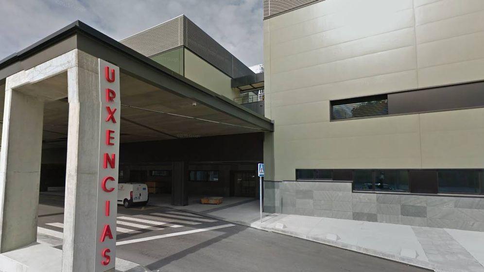 Foto: Hospital Álvaro Cunqueiro de Vigo, donde ha fallecido el bebé (Google Maps)