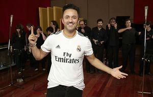 Cuando Florentino se emocionó y una canción motivó al Real Madrid