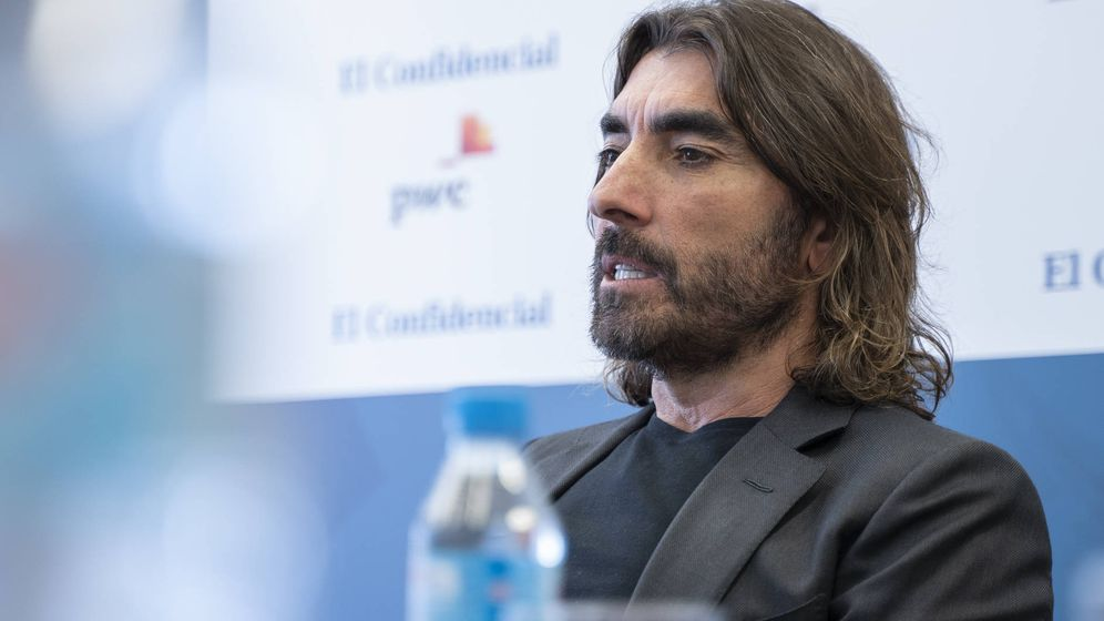 Foto: Javier Hidalgo, consejero delegado de Globalia. (EC)