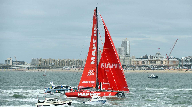 Foto: Equipo Mapfre. (EFE)