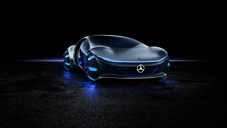 Mercedes-Benz Vision AVTR 2021 (Mercedes)