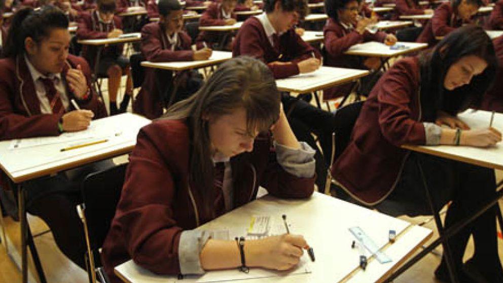 La presión laboral incita a los docentes a falsear exámenes para dar buenos resultados