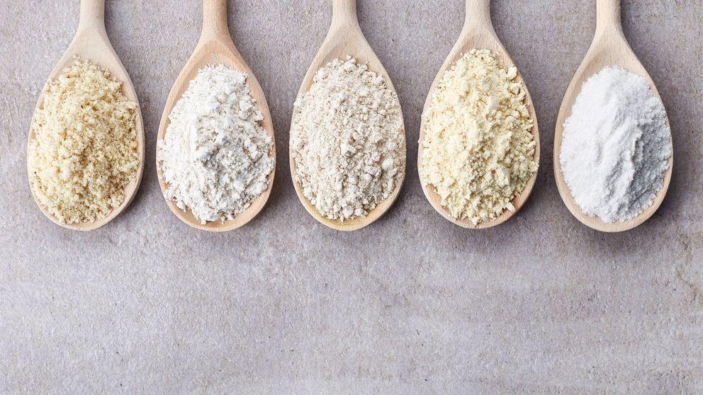 Cinco harinas más nutritivas y saludables que las refinadas