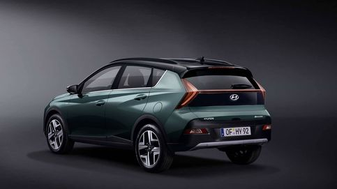 Hyundai Bayon, un todocamino pequeño pensado para Europa