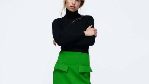 3 faldas midi básicas por menos de 30 euros te esperan en lo más nuevo de Zara