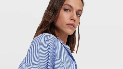 Las 3 camisas azules de Stradivarius que inyectan estilo a tus looks de oficina