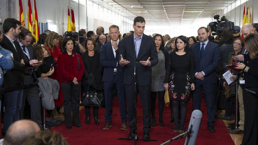 Sánchez duda del poder de Iglesias frente a Colau en la decisión de los pactos