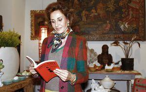 Naty niega que su libro sea una copia del que firma De la Fressange