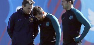 Post de Messi 'enreda' con Unzué, aunque el Barcelona ha elegido a Valverde