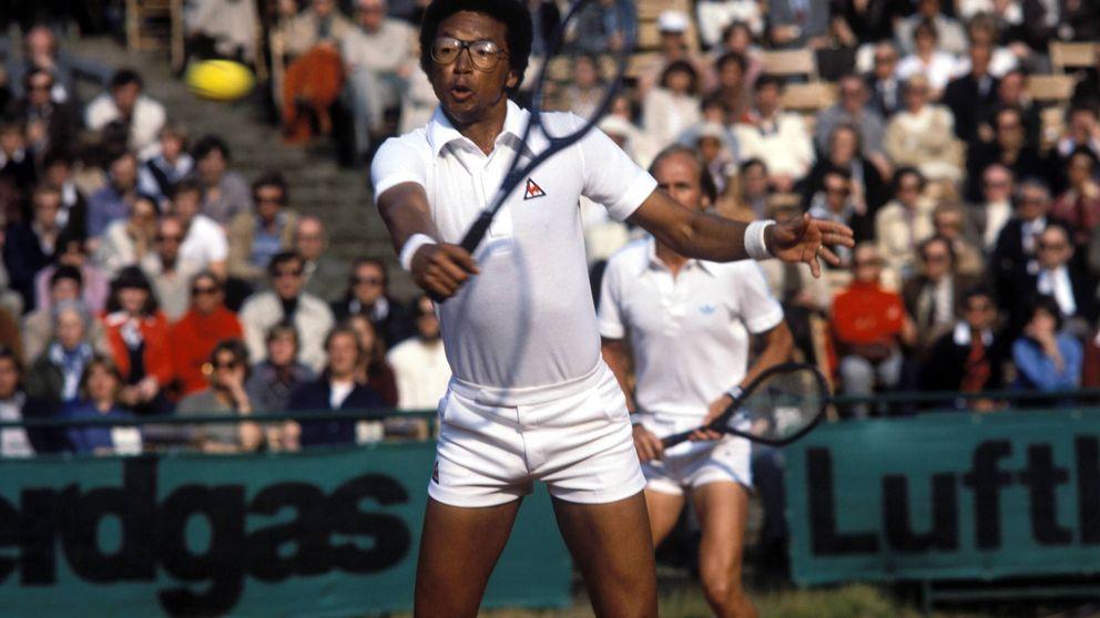 Arthur Ashe, el negro que revolucionó el tenis y dio un raquetazo al sida y apartheid