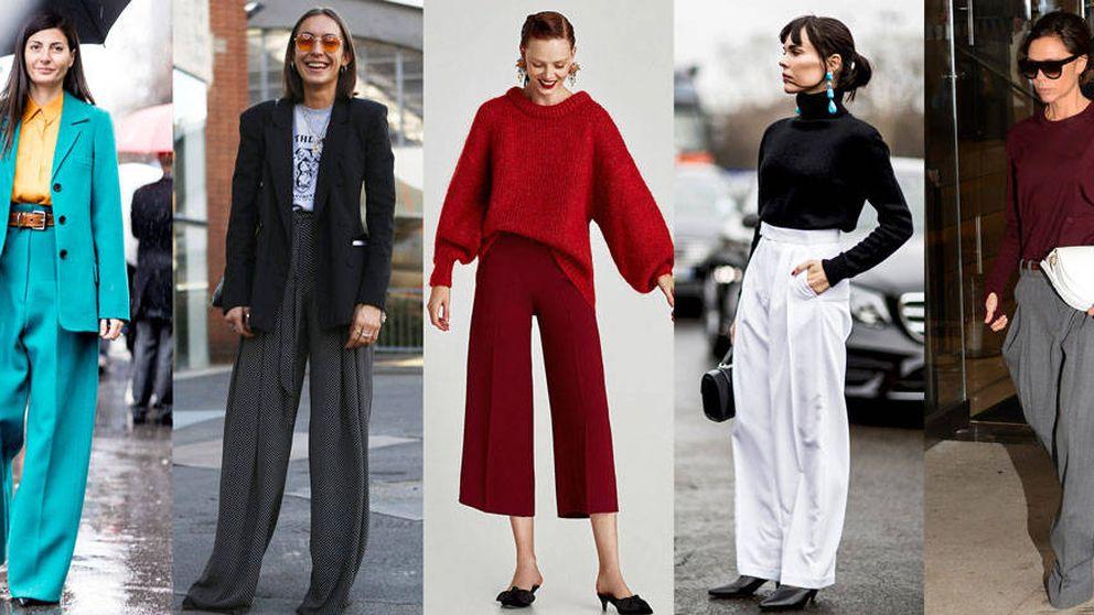 Victoria Beckham y cuatro formas perfectas de llevar los pantalones en 2017