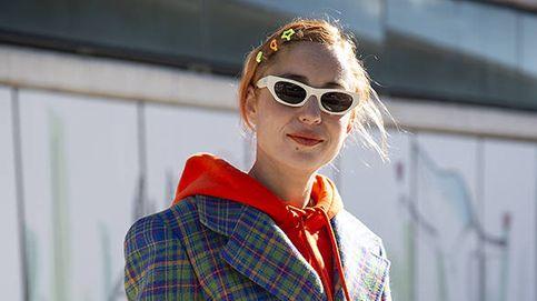 Los mejores looks de street style de la Mercedes-Benz Fashion Week Madrid