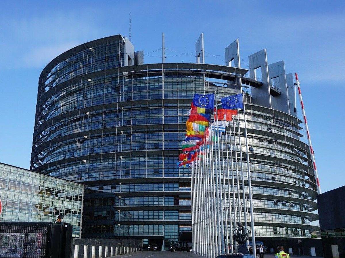 Foto: El Parlamento Europeo en Estrasburgo. (Pixabay)