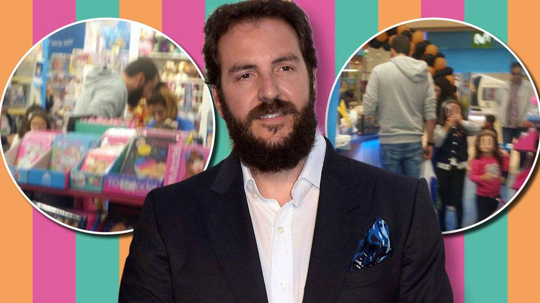 Borja, un millonario de compras en un outlet de Leganés (al que le saltó la alarma)