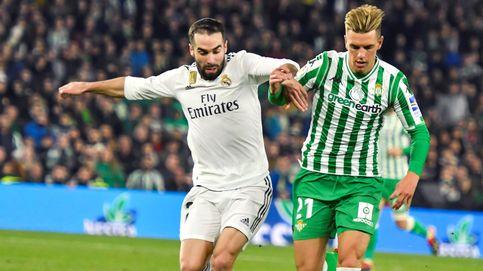 Real Madrid - Real Betis en directo: resumen, goles y resultado