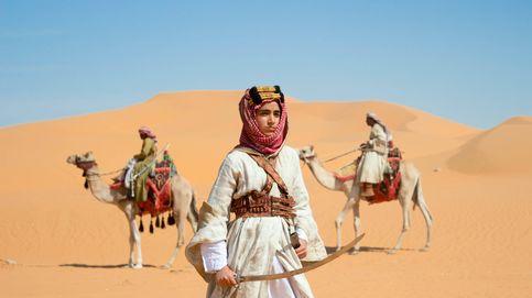 'Nacido rey': misiles, camellos y... una película española de 20 millones de euros